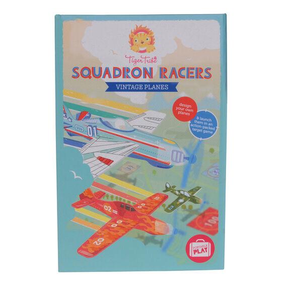 Squadron Racers Activity Kit