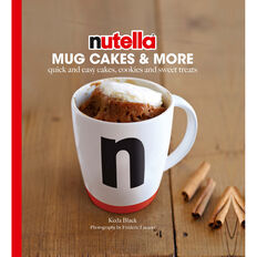 Nutella Mug Cakes Book
