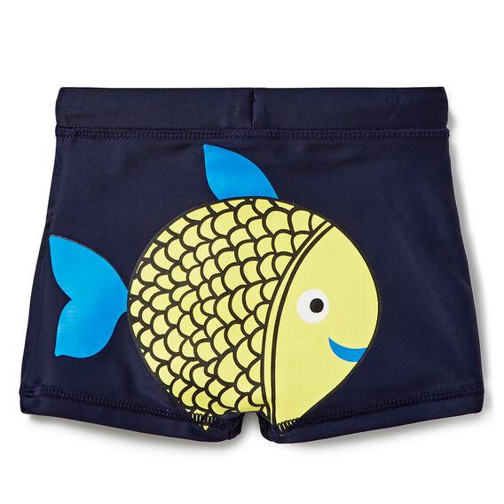 Novelty Bum Swim Short