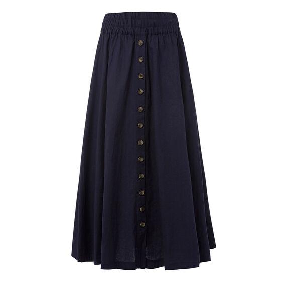 Long Line Full Skirt