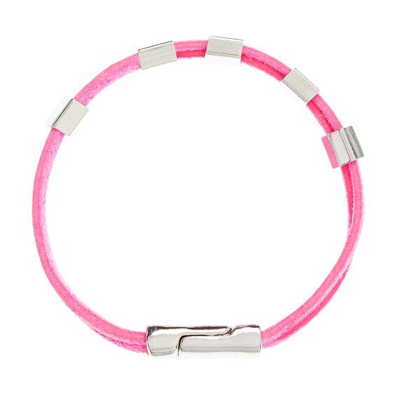 Suede Mag Clasp Bracelet