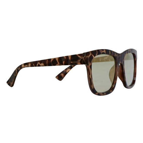 Revo Square Frame Sunglasses