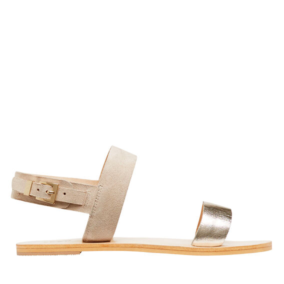 Joy Two Tone Sandal