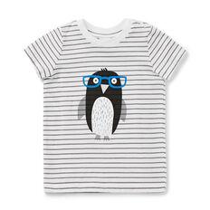 Penguin Stripe Tee