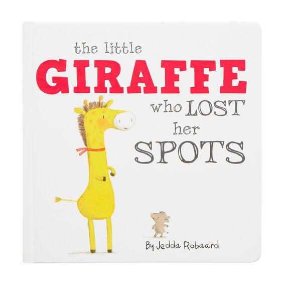 Giraffe Who Lost Her Spots Book