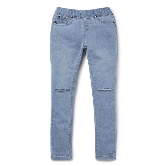 Slim Rip Jean