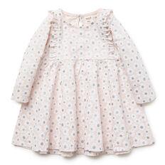 Glitter Daisy Dress