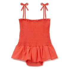 Broderie Tutu Dress