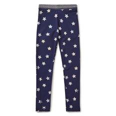 Foil Star Active Legging