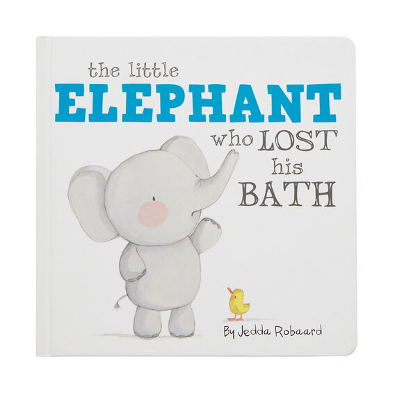 Elephant Who Lost His Bath Book