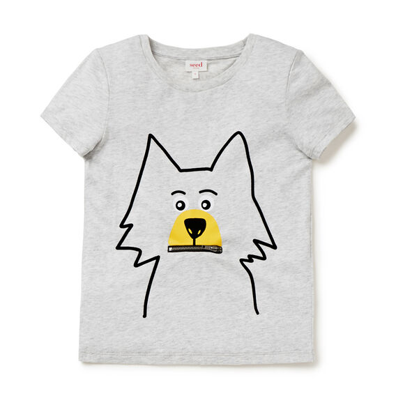 Novelty Coyote Tee