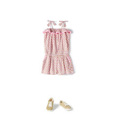 Ditsy Playsuit