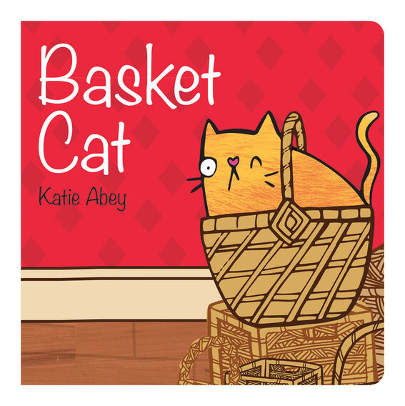 Basket Cat Book