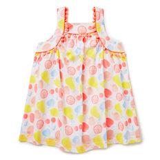 Fruity Pom Pom Dress