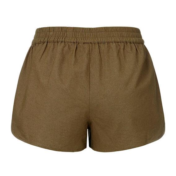 Cotton Tie Short