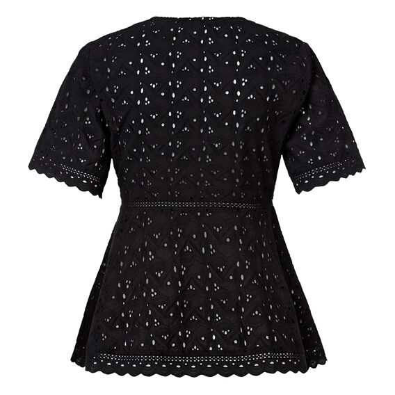 Pretty Broderie Top
