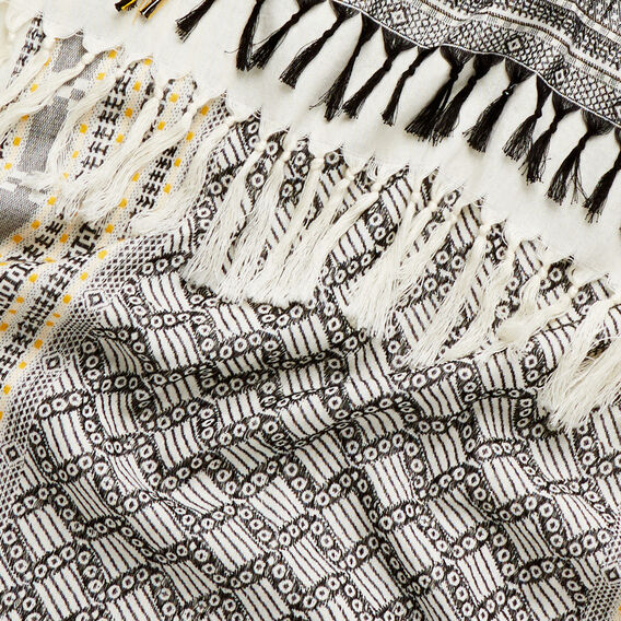 Traditional Woven Scarf