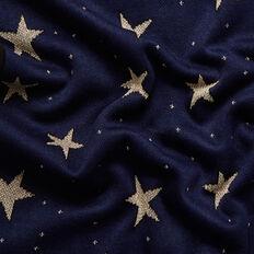 Metallic Star Snood