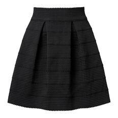 Tier Mini Skirt