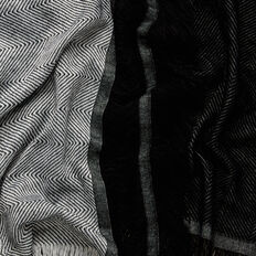 Weave Fringe Scarf