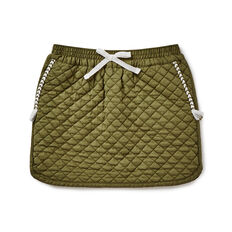 Quilted Skirt