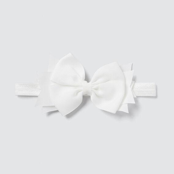 Elastic Bow Headband
