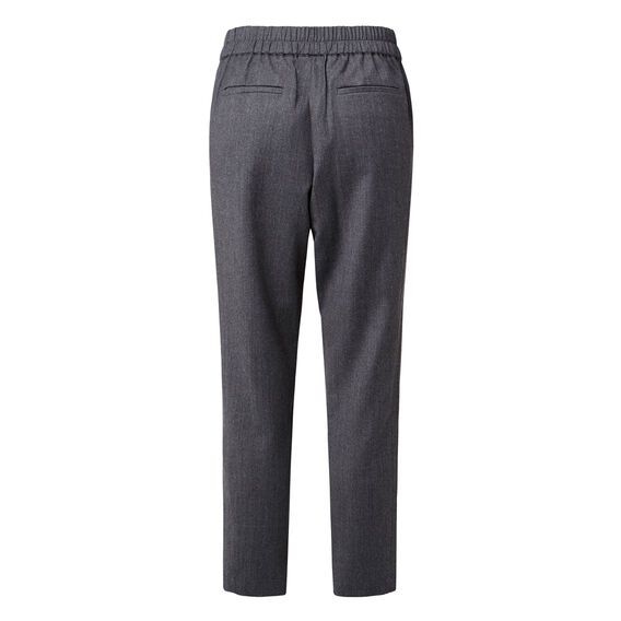 Rolled Up Hem Pant