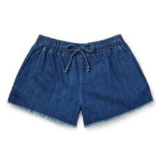 Frayed Short