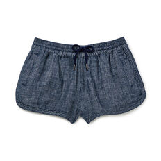 Open Weave Short