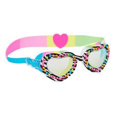Heart Zebra Goggles