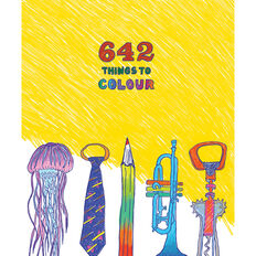 642 Things To Colour