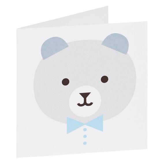 Blue Bear Card