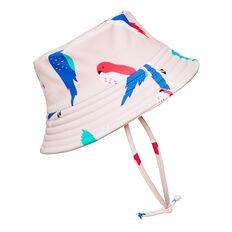 Parrot Bather Hat