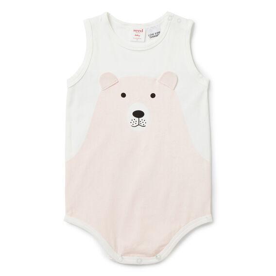 Bear Bodysuit
