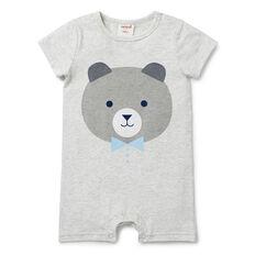 Bear Face Romper