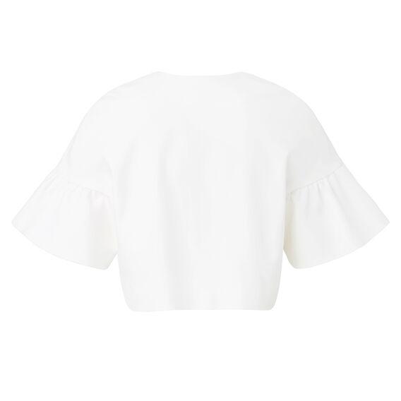 Frill Bolero Jacket