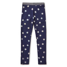 Foil Star Active Legging