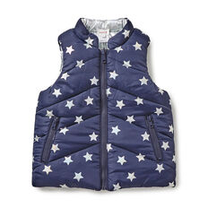 Iridescent Reversible Vest