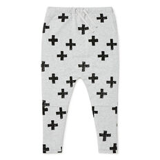 Cross Harem Pant