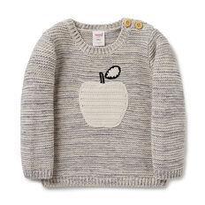 Reverse Knit Sweater