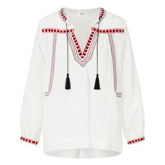 Pretty Embroidered Blouse