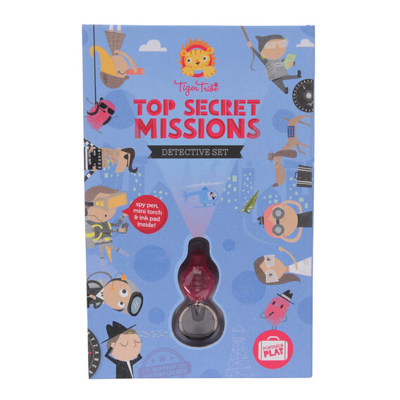 Top Secret Mission Kit