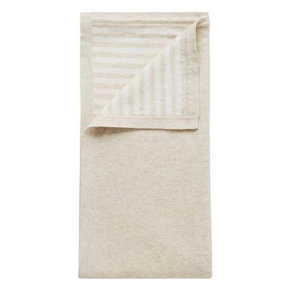 Pear Intarsia Blanket
