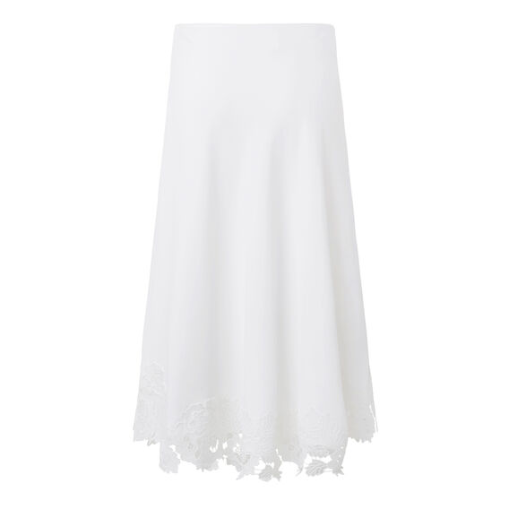 Flare Trim Skirt