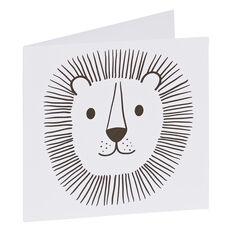 Lion Card