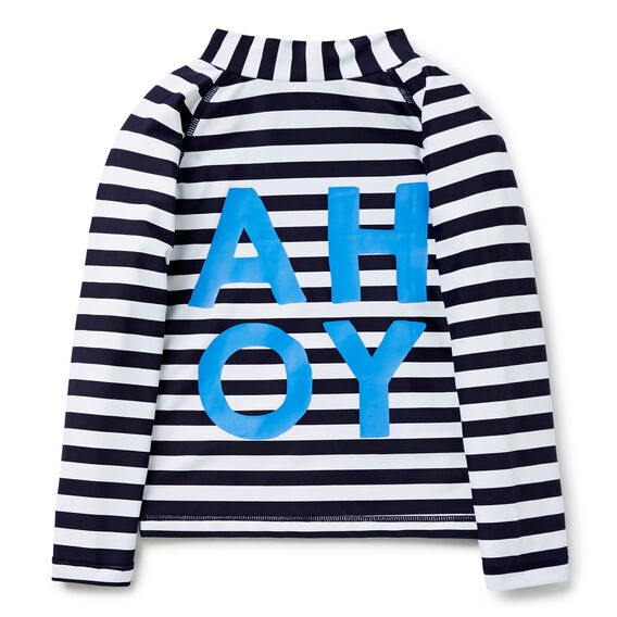 Stripe Ahoy Rashie