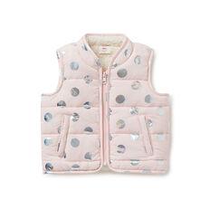 Spot Puffa Jacket