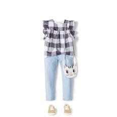 Slim Ankle Grazer Jean