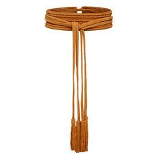 Obi Wrap Tassel Belt