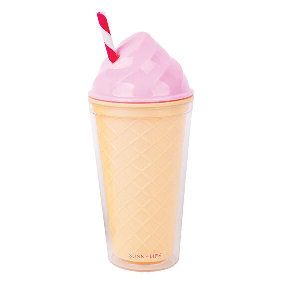 Ice Cream Drink Bottle